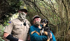 Humboldt County Sheriff Deputies Reunite Dog/Owner