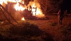 Sheriff, Coroner Investigating Fatal Manila Fire
