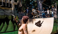 History of a Rural Half Pipe