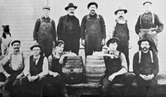 Early Breweries on Tap at Humboldt County Historical Society Program