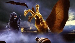 Godzilla vs. Monster Zero at the ATL