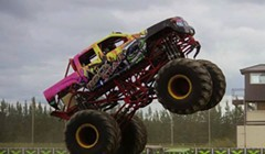 Monster Trucks Coming To Redwood Acres