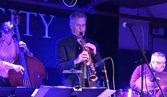 M. Sax's Brass Clarinet