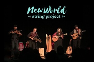 New World String Project
