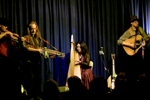 New World String Project Concert