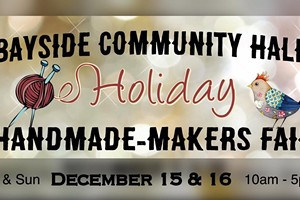 Holiday Handmade Makers Fair