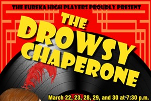 The Drowsy Chaperone: A Musical Comedy