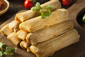Drive-thru Tamale Dinner Fundraiser