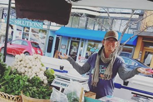 Arcata Plaza Farmers Market. Featuring live music by Huayllipacha