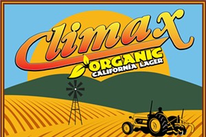 Climax Organic California Lager release!