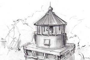 Trinidad Memorial Lighthouse Ceremony
