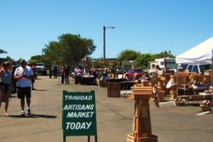 Trinidad Artisans Market