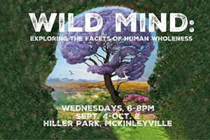 Wild Mind: Exploring Facets Of Human Wholeness