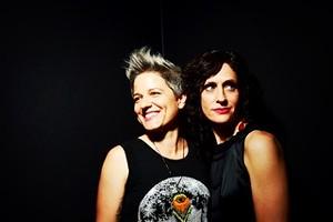 Jenny Scheinman & Allison Miller