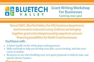 Humboldt Grant Writing Workshop