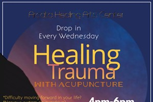 Healing Trauma with Acupuncture
