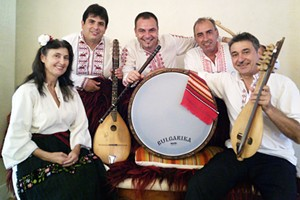 Bulgarian Music Concert and Dance