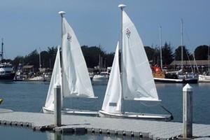 Sail the Bay, Sailboat Rental Day