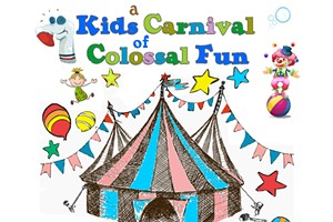 A Kids Carnival of Colossal Fun