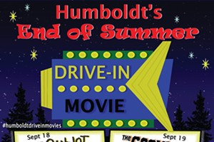 Humboldt's End of Summer Drive-In Movies