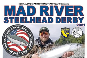 Mad River Steelhead Derby
