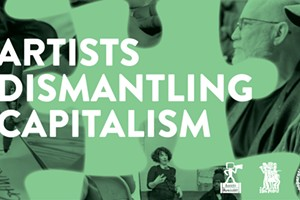 Artists Dismantling Capitalism Symposium