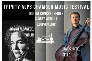 """Trinity Alps Chamber Music Festival """"Classical Crossover"""""""