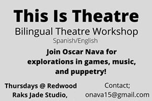 Bilingual Theatre Workshop