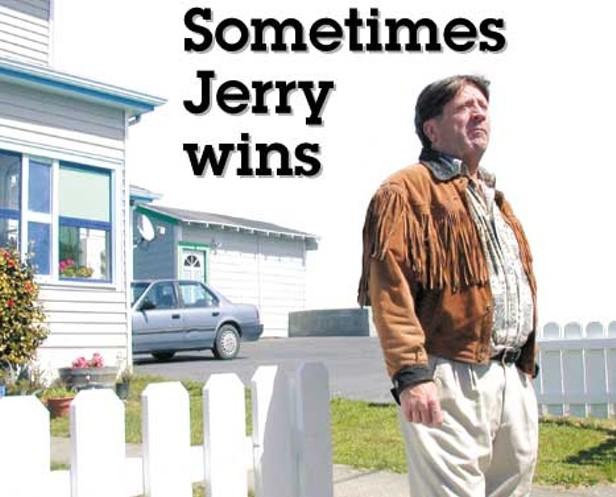 Sometimes Jerry wins