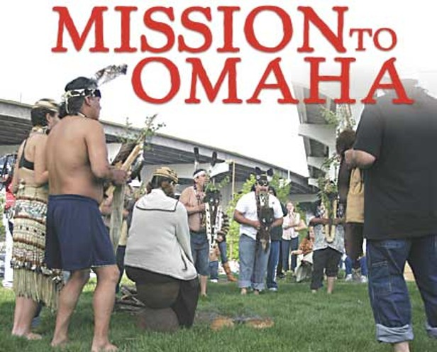 Mission to Omaha