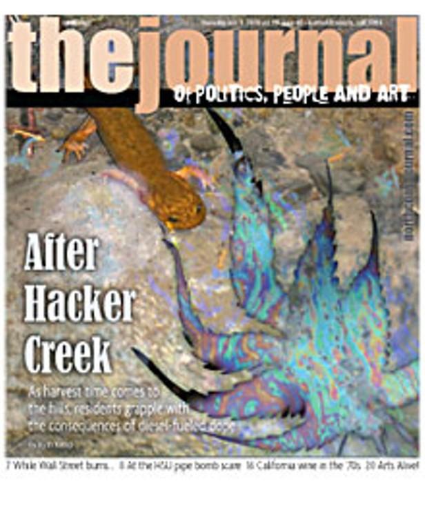 After Hacker Creek
