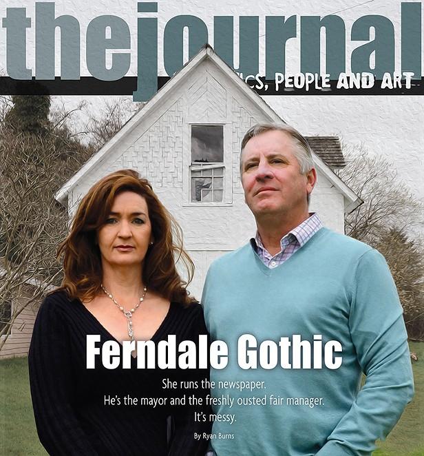 Ferndale Gothic