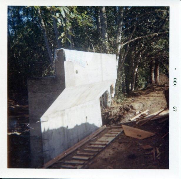 Jacoby Creek Covered Bridge
