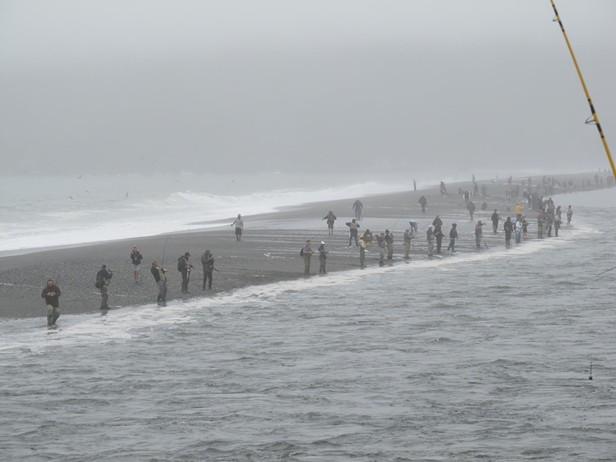 Combat Fishing on the Klamath2