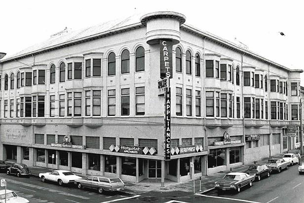 Carson Block Building Restoration - On the Corner