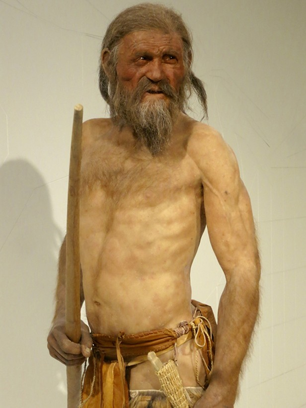 otzi the iceman The iceman and his site reveal that between 9,000 and 5,000 years before present the alpine glaciers were smaller than in the second half of the holocene (the last 10,000 years of.