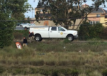UPDATE: EPD Investigating After Body Found in Green Belt Off 101