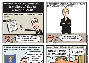 It's OK If You're a Republican