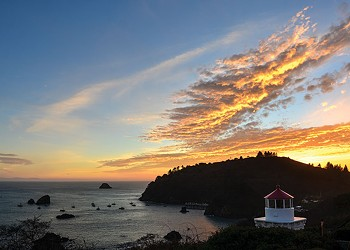 No Service: The Removal of a Long-Unpopular Cell Tower on Trinidad Head Poses Connectivity Issues