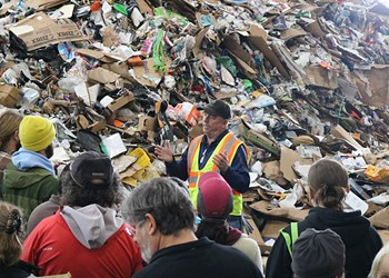 Recycling's New Reality