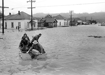 From the Journal Archives: When the Waters Rose in 1964