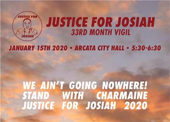 With Foundation Report Still Outstanding, Another Justice for Josiah Vigil Planned for Today