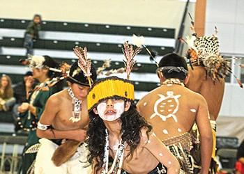 Honoring California Native Americans