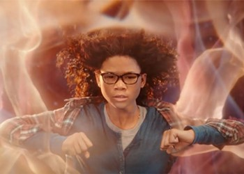 Be a Warrior: A Seventh Grade Girl of Color Reviews <i>A Wrinkle in Time</i>