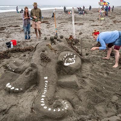 Sand Sculpture Festival 2018