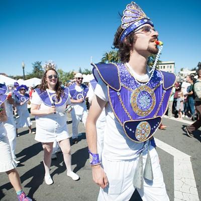 Samba Parade 2018