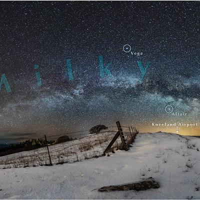 Milky Way on Kneeland Snow
