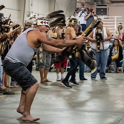2018 Intertribal Gathering