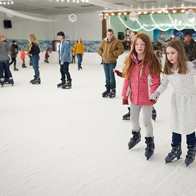 Humboldt Ice Rink in Ferndale