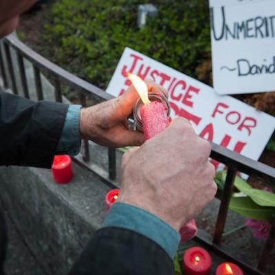 Justice for Josiah 2nd Anniversary Vigil